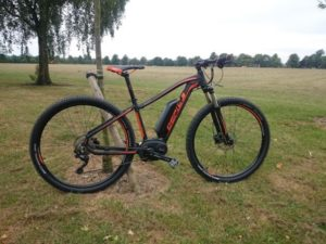 RUGA 1000 DEORE 10 29'' E Mountain Bike