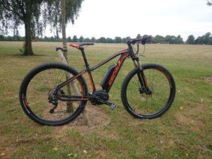 RUGA 1000DEORE 10 29'' E Mountain Bike